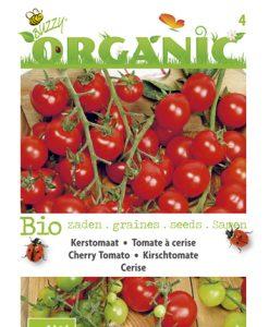 Bio Cherry Tomato Cerise Seeds 4 Garden