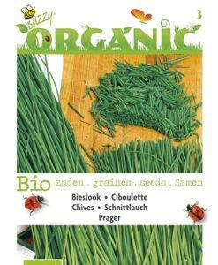 Bio Chives Seeds 4 Garden