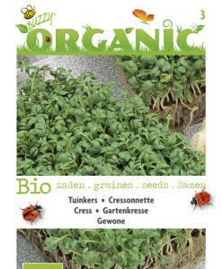 Bio Cress Common or Plain Seeds 4 Garden