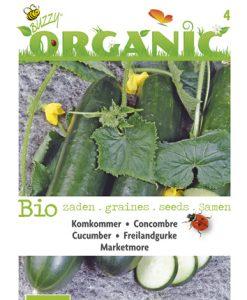 Bio Cucumber Tanja Seeds 4 Garden