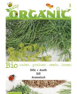 Bio Dill - Anethum graveolens Seeds 4 Garden