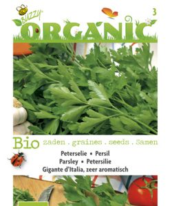 Bio Parsley Gigante d'Italia Seeds 4 Garden