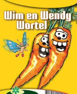 Carrot Amsterdamse Bak 2 Amfine Seeds 4 Garden