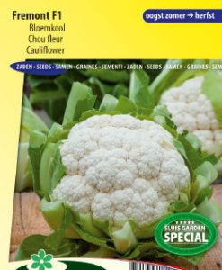 Cauliflower Fremont F1 Seeds 4 Garden