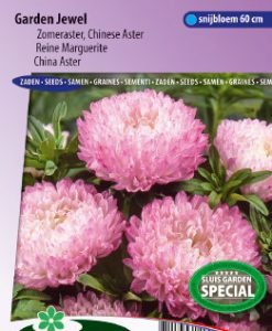 China aster Garden Jewel Rose Seeds 4 Garden