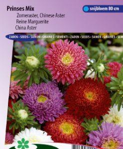 China aster Princess Choice Mix Seeds 4 Garden