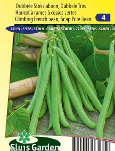 Climbing French Bean Westlandse Seeds 4 Garden