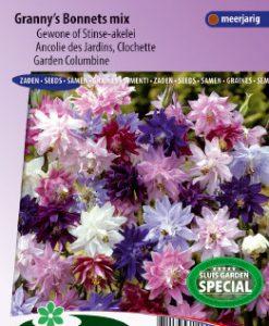 Columbine Granny's Bonnets mix Seeds 4 Garden