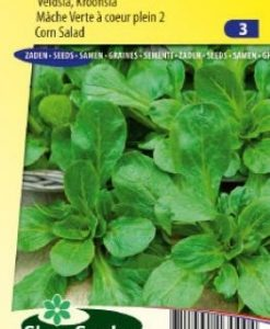 Corn Salad Volhart 2 Seeds 4 Garden