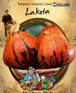 Cucurbita maxima Lakota Seeds 4 Garden