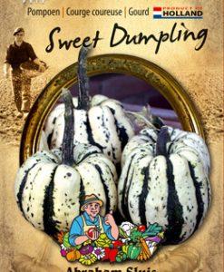 Cucurbita pepo Sweet Dumpling Seeds 4 Garden