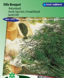 Dill Bouquet (Anethum graveolens) Seeds 4 Garden