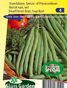 Dwarf French Bean Speedy (very early) Seeds 4 Garden