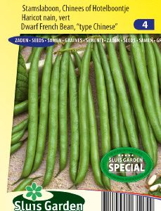 Dwarf French Chinese Seeds 4 Garden