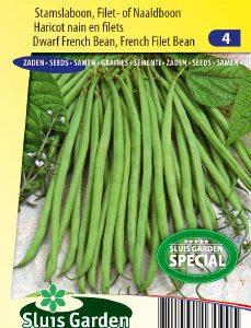 Dwarf French Filet Bean Cordoba Seeds 4 Garden