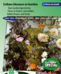 Edible Flowers and Herbs mix Seeds 4 Garden