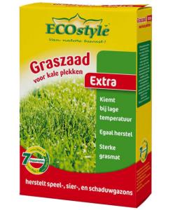 Grass Seed Plus 500 gr - Ecostyle Seeds 4 Garden