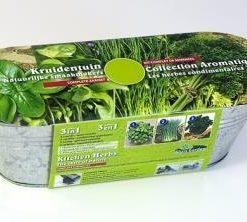 Kit Aromatic herbs Seeds 4 Garden