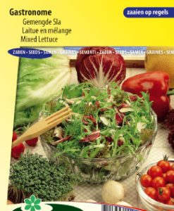 Lettuce Gastronome mix Seeds 4 Garden