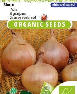 Onion Sturon EKO Seeds 4 Garden