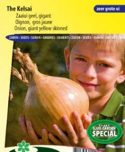 Onion The Kelsai Seeds 4 Garden