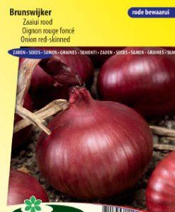 Onion (red) Brunswijker Seeds 4 Garden
