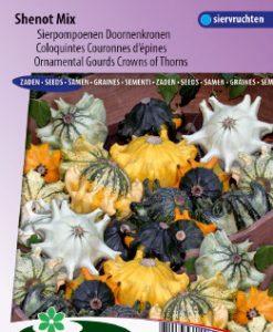 Ornamental Gourd Shenot Crown of Thorns Seeds 4 Garden
