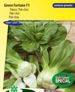 Pak choy Green Fortune F1 Seeds 4 Garden