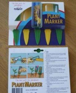 Plantmarkers 5x Seeds 4 Garden