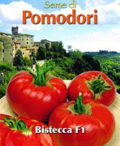 Pomodoro - Tomato Bistecca F1 Hybrid Seeds 4 Garden