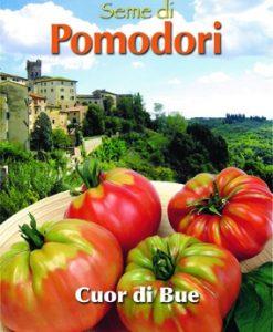 Pomodoro - Tomato Cuor di Bue Seeds 4 Garden