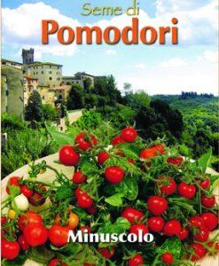 Pomodoro - Tomato Minuscolo - Micro Tom F1 Seeds 4 Garden