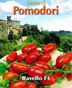 Pomodoro - Tomato Ravello F1 Seeds 4 Garden