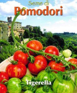 Pomodoro - Tomato Tigerella Seeds 4 Garden