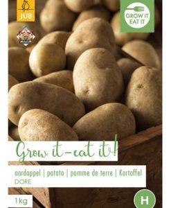 Seed-Potato Dore 1 kg Seeds 4 Garden