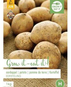 Seed-potato Eersteling 1 kg Seeds 4 Garden