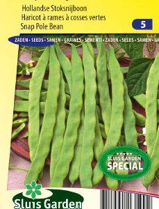 Snap Pole Bean Algarve Seeds 4 Garden