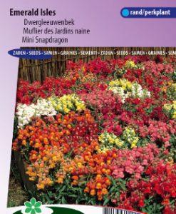 Snapdragon Emerald Isles Mix (dwarf) Seeds 4 Garden