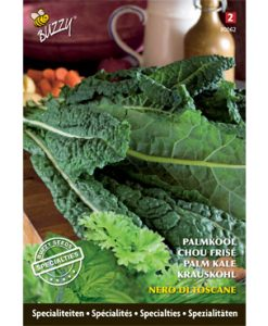 Specialties Kale (Black Palm) Nero di Toscana Seeds 4 Garden