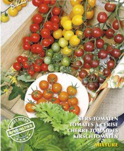 Specialties Tomatoes Cherry Mixed Seeds 4 Garden