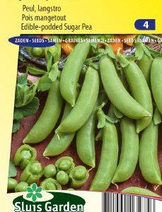 Sugar Snap Pea Delikett (90 cm) Seeds 4 Garden
