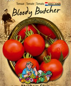 Tomato Bloody Butcher Seeds 4 Garden
