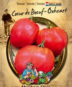 Tomato Coeur de Boeuf / Oxheart Seeds 4 Garden