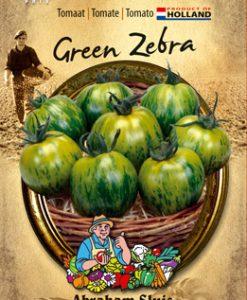 Tomato Green Zebra Seeds 4 Garden