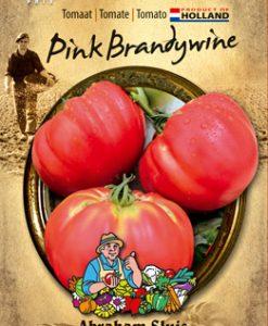 Tomato Pink Brandywine Seeds 4 Garden