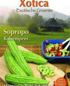 Xotica Gourd Sopropo Seeds 4 Garden