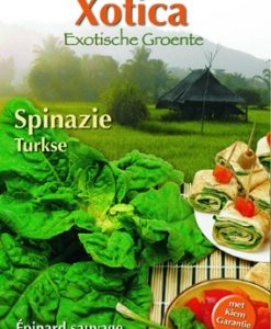 Xotica Spinach Seeds 4 Garden