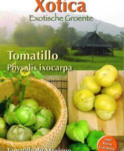 Xotica - Tomatillo Seeds 4 Garden