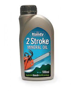 500ml 2 Stroke Mineral Oil