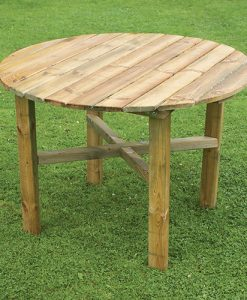 ABBEY ROUND TABLE
